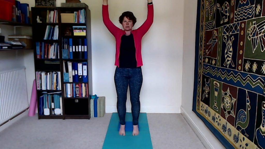 Taster Yoga Practice