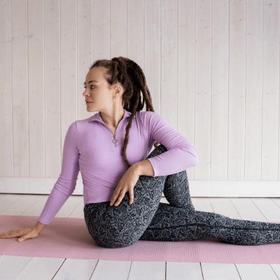 Balancing Effort Yoga workshop